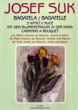 Bagatelle (Carrying A Bouquet): Flute & Piano