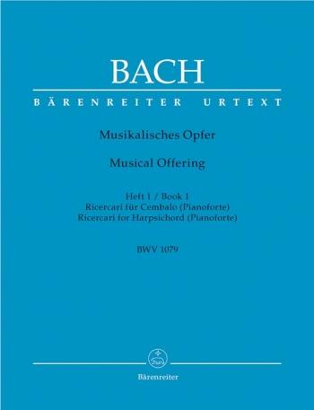 Musical Offering: 1: Piano (Barenreiter)
