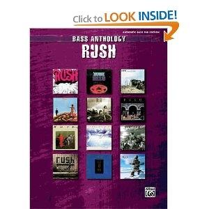Classic Rush: Bass Guitar