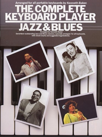 Complete Keyboard Player: Jazz and Blues