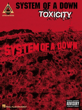 System Of A Down: Toxicity: Guitar