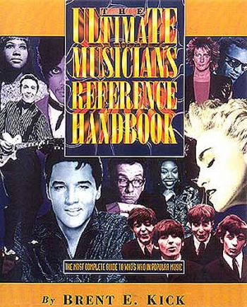 Ultimate Musicians Reference Handbook: Text Book