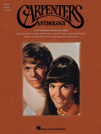 Carpenters - Anthology - Piano Vocal Guitar