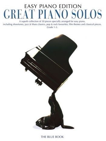 Great Piano Solos: Easy Piano Edtion: Grade 1-3