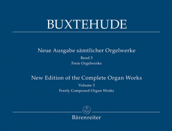 Complete Free Organ Works Vol.3  (Barenreiter)
