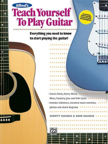 Teach Yourself To Play Guitar: Book & CD