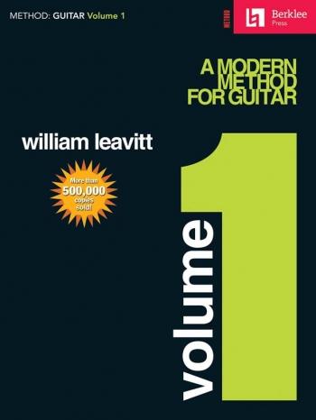 Modern Method For Guitar: 1: Bk Only