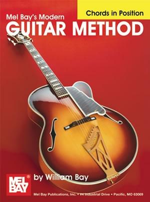 Mel Bay Modern Guitar Method: Chords In Position