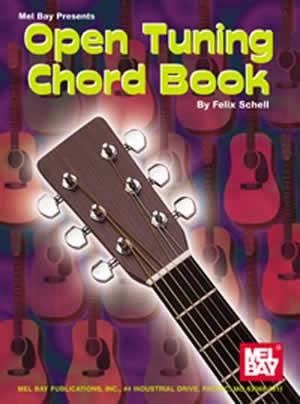 Open Tuning Chord Book: Guitar