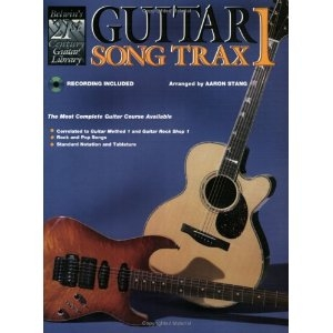 21st Century Guitar Song Trax: 1: Book & CD