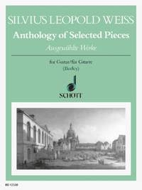 Anthology Of Selected Pieces: Guitar