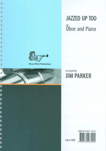 Jazzed Up Too: Oboe & Piano (parker)