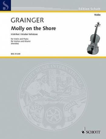 Molly On The Shore: Violin And Piano