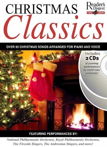 Christmas Classics: 50 Christmas Classics (Readers Digest): Piano