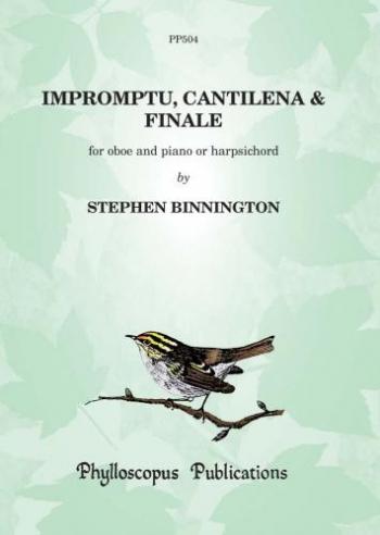 Impromtu Cantalina and Finalie: Oboe & Piano