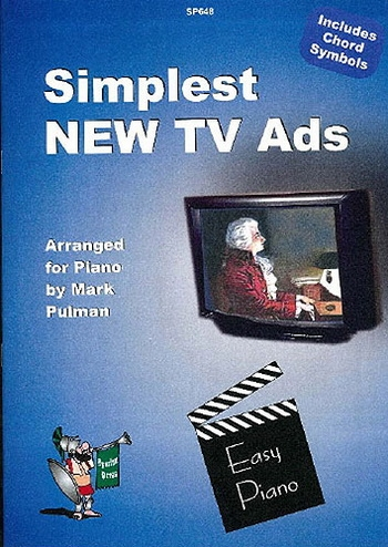 Simplest New Tv Ads: Easy Piano