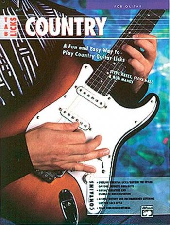 Tab Licks Country: Guitar