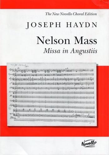 Nelson Mass: Missa In Angustiis: Vocal Score (Pilkington) (Novello)