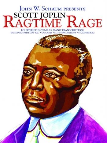 Ragtime Rage: 1: Piano