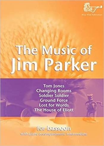 Music Of Jim Parker: Bassoon & Piano (Brasswind)