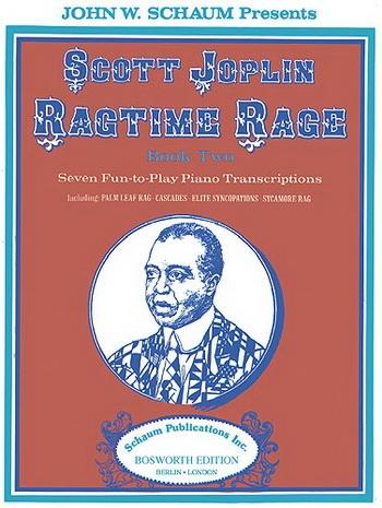 Ragtime Rage: 2: Piano