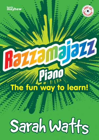 Razzamajazz - Piano - The Fun Way To Learn: Bk&cd
