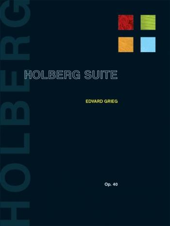 Holberg Suite Op.40: Piano (Mayhew Ed)