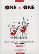One Plus One: 1: Guitar: Duet: Pupils Part