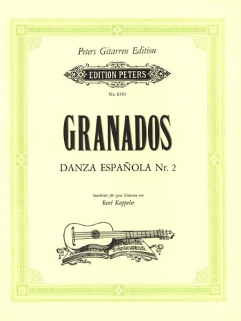 Danza Espanola No 2: Guitar Duet