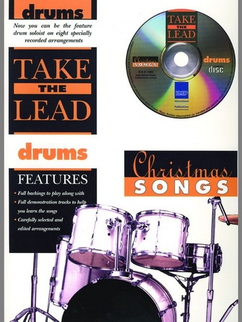 Take The Lead: Christmas: Drum: Bk&Cd