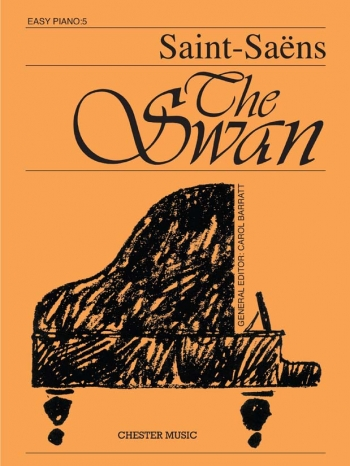 Swan The: Easy Piano (Chester Ed)
