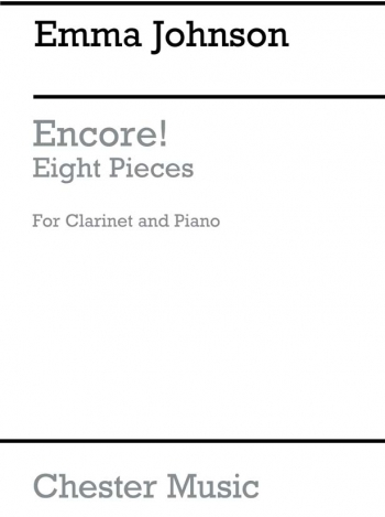 Encore! Emma Johnson: Clarinet & Piano (Archive Copy)