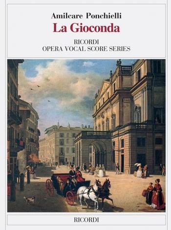 La Gioconda: Opera Vocal Score