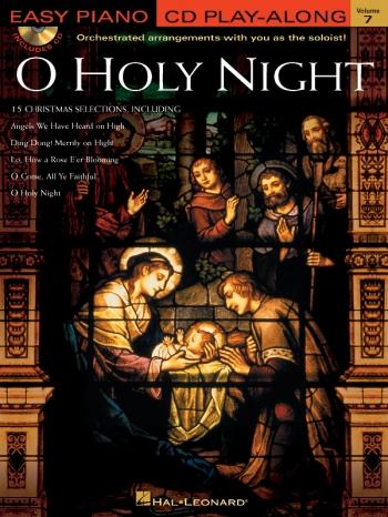 O Holy Night:  Easy Piano Playalong Series Vol 7