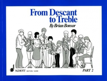 From Descant To Treble: Book 2