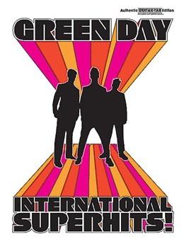 Green Day: International Super Hits: Guitar Tab