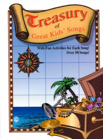 Treasury Of Great Kids Songs: Vocal