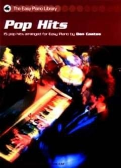 Pop Hits: Easy Piano Library