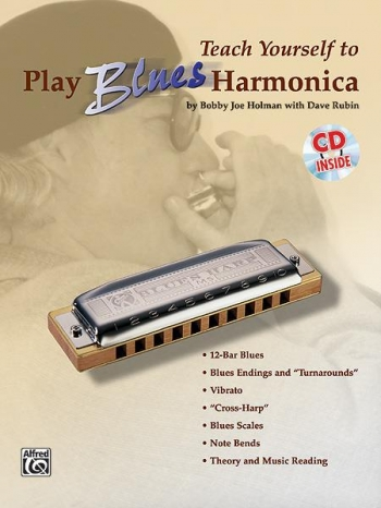 Teach Yourself To Play Blues Harmonica: Book & CD