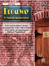 Broadway By Special Arrangement: Flute or oboe: Book & CD