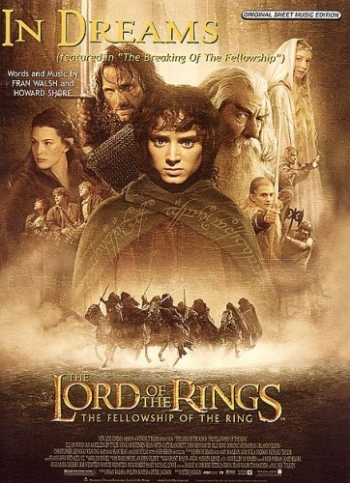 In Dreams: Lord Of The Rings: Single