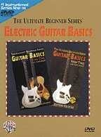 Ultimate Beginner Series Electric Guitar Basics: DVD