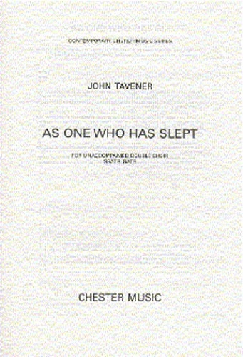 As One Who Has Slept: Vocal SATB