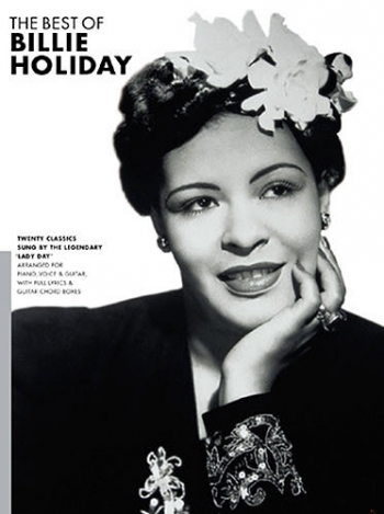 Billie Holiday: Billie Songbook: Piano Vocal & Guitar