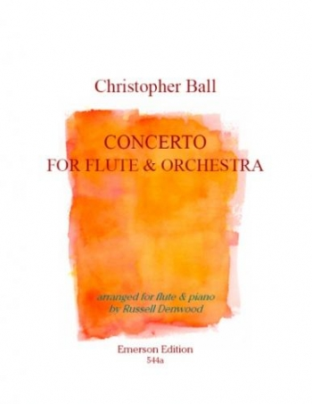 Concerto Flute and Piano (Emerson)
