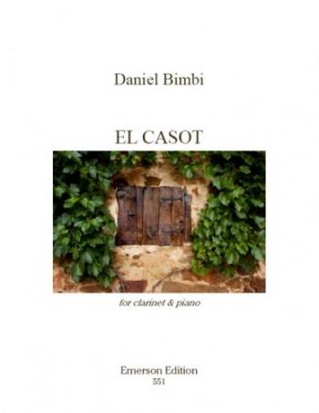 El Casot: Clarinet & Piano (Emerson)