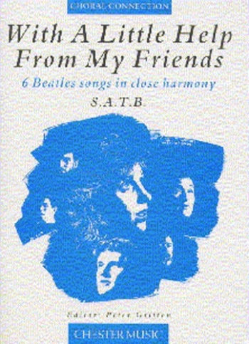 With A Little Help From My Friends Collection (Gritton)-Vocal-Satb-Pf Reh