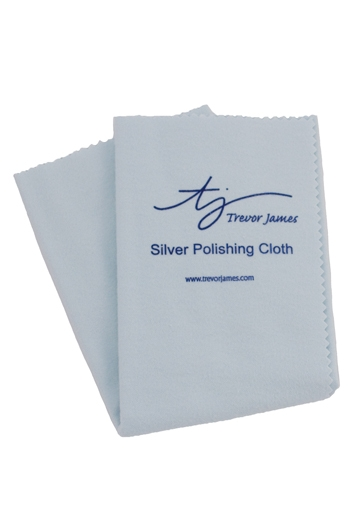 Trevor James Silver Polishing Cloth