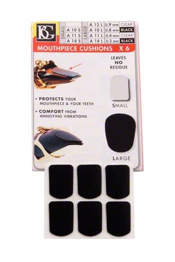 BG Mouthpiece Patches Pack Of 6