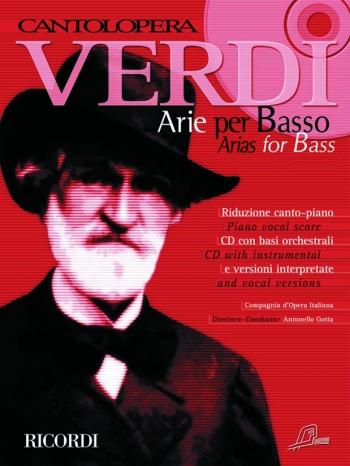 Arias For Bass: Vocal and Piano (cantolopera)